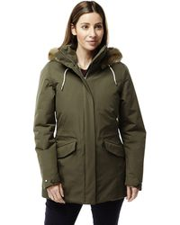 Craghoppers - Green 'josefine' Waterproof Jacket - Lyst