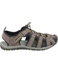 Gola - Brown/black/sun 'shingle 3' Mens Sandals - Lyst