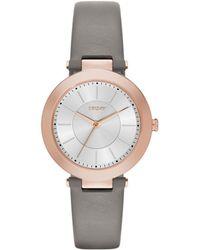 DKNY - Ladies Fashion Stanhope 2.0 Watch Ny2296 - Lyst