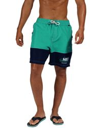 Regatta - Green 'bratchmar' Swim Shorts - Lyst