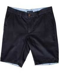 Raging Bull - Classic Chino Short Navy - Lyst