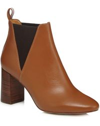 fe4b4484668 Lyst - Public Desire Isha Metallic Platform Ankle Boots In Silver in ...