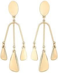 J By Jasper Conran - Polished Mobile Earrings - Lyst