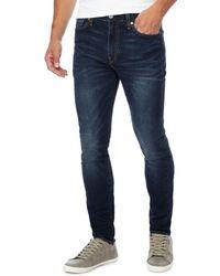 ac8b2e1ac1c Levi's Blue Vintage Wash '511®' Slim Jeans in Blue for Men - Lyst