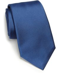 RVR - Textured Silk Tie - Lyst