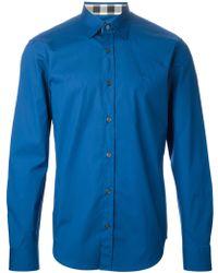 Burberry Brit Classic Shirt - Lyst