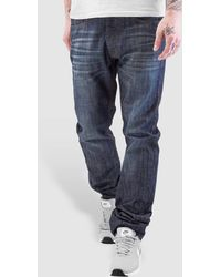 Rocawear - Straight Fit Jeans Leather Patch - Lyst