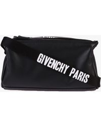 Givenchy   Pandora Mini Leather Shoulder Bag   Lyst