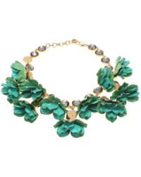 Tory Burch | Pentier Turquouise Flowers Necklace | Lyst