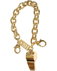 Sophie Hulme | Charm Chain And Whistle Set | Lyst
