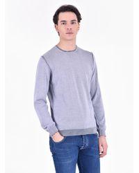 Jurta - Cotton Sweater - Lyst