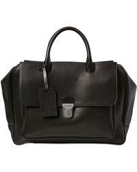 Giorgio Armani - Natural Leather Bag - Lyst