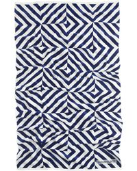 J.Crew Sunnylife™ Luxe Beach Towel blue - Lyst