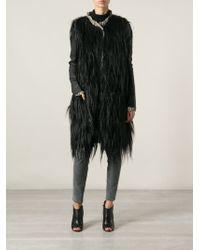 Simona Tagliaferri | Fur Jacket | Lyst