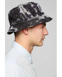 Milkcrate Athletics - Grey Tie-dye Bucket Hat - Lyst 2befce660b4c
