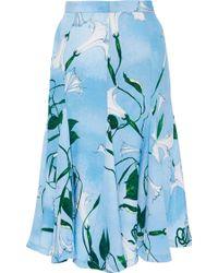 Isolda Dama Polar Sissa Skirt - Lyst