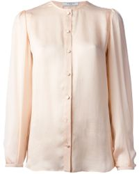 Givenchy Loose Fit Blouse - Lyst