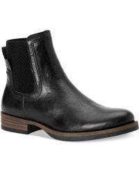 Calvin Klein Jeans Ronnie Slip-on Boots - Lyst