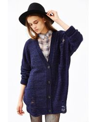 Pins And Needles - Grunge Cardigan - Lyst