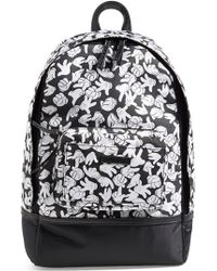 ELEVEN PARIS - 'glimmer Hands' Backpack With Rail Cover - Lyst