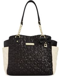 Betsey Johnson Macys Exclusive Shopper - Lyst
