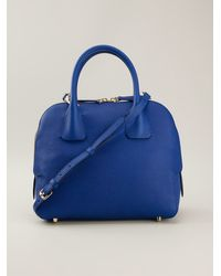 Burberry Bowling Small Bag - Lyst