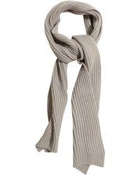 Balenciaga Wool and Alpaca-blend Scarf - Lyst