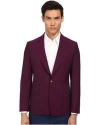 Vivienne Westwood Man Classic Wool One Button Jacket - Lyst