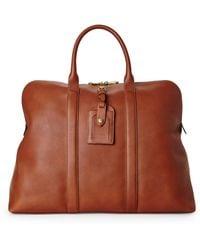 Mulberry Oak Matthew Holdall Handbag - Lyst