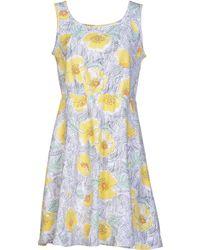 Max & Co Short Dress - Lyst