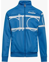 Diadora - Jacket 80s Bold - Lyst