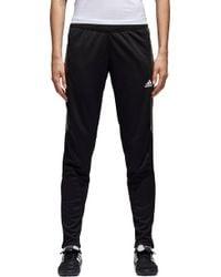 adidas - Tiro 17 Metallic Training Pants - Lyst