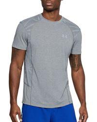 Under Armour - Threadborne Microthread Swyft Running T-shirt - Lyst