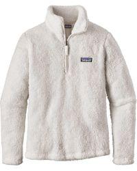 Patagonia - Los Gatos Quarter Zip Fleece Pullover - Lyst