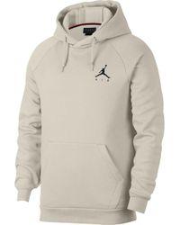 dbe1c6463b54 Nike Jordan Sportswear Wings City Of Flight Hoodie in Black for Men ...