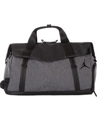 Nike - Airborne Weekender Duffle Bag - Lyst