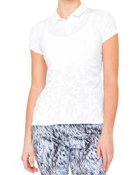 Lija - Gear Golf Polo - Lyst