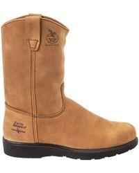 Georgia Boots - Georgia Boot Farm & Ranch Wellington Comfort Core Work Boots - Lyst