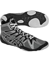 Asics - Omniflex-attack Wrestling Shoe - Lyst