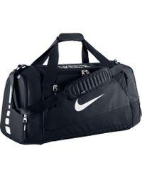 0ef7b8664b Lyst - Nike Max Air Pursuit Duffel Bag (black) in Black for Men
