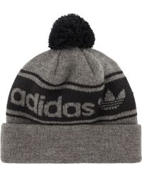 79a081d7eff Lyst - Nike 2-in-1 Marled Pom Beanie for Men