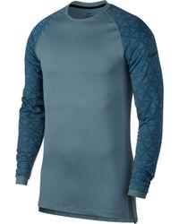 Nike - Pro Therma Utility Long Sleeve Shirt - Lyst
