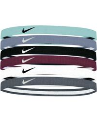 Nike | Swoosh Sport Headbands – 6 Pack | Lyst