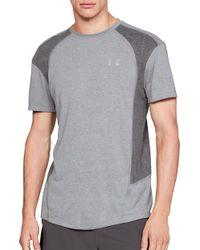 Under Armour - Streaker Twist Short Sleeve Running T-shirt - Lyst