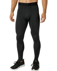 Reebok - Cold Weather Compression Pants - Lyst