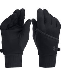 Under Armour - Convertible Gloves - Lyst