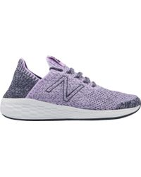 New Balance Rubber Fresh Foam Cruz V2 Sockfit Running Shoes