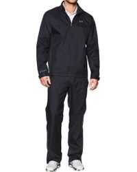 Under Armour - Storm Golf Rain Suit - Lyst