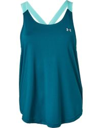 Under Armour - Armour Sport Strappy Tank Top - Lyst