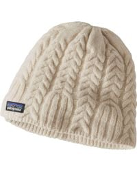 Patagonia - Cable Beanie - Lyst